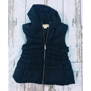 Michael Kors | Navy Blue Down Vest | XL